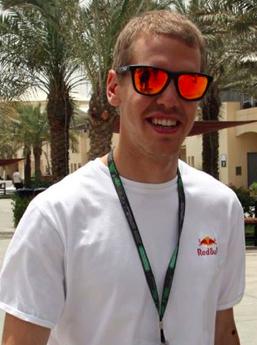 as seen on Sebastian Vettel