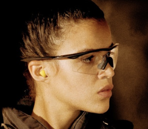 as seen on Michelle Rodriguez