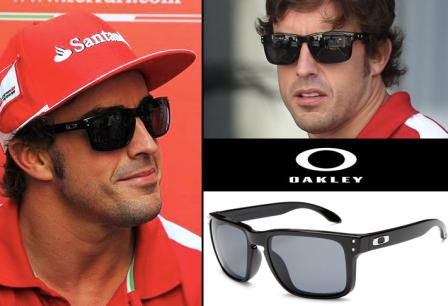 as seen on Fernando Alonso