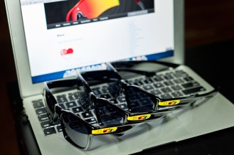Threesome! Oakley Garage Rock Valentino Rossi Signature Series