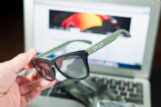 $250 Limited Edition GP-75 Oakley Frogskins SKU#24-335