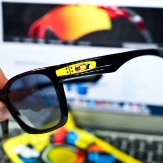 $270 Oakley Garage Rock Valentino Rossi Signature Series