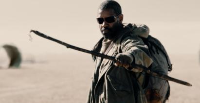 Denzel Washington wears Oakley Inmates