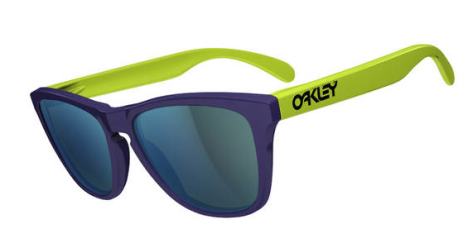 $190 Frogskins Aquatique Limited Edition Coast/Emerald Iridium SKU# 24-360