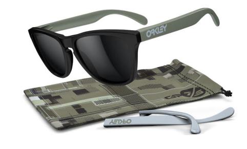 $250 Oakley GP-75 Frogskins