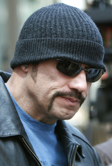 as seen on John Travolta