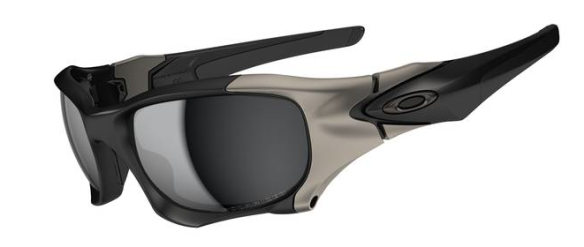 $870 the Best Ever and Popular Oakley PitBoss2 SKU# OO9137-01 Matte Black/ Black Iridium Polarised