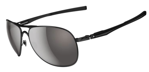 $250 Oakley Plaintiff SKU# OO4057-02 Matte Black/Warm Grey