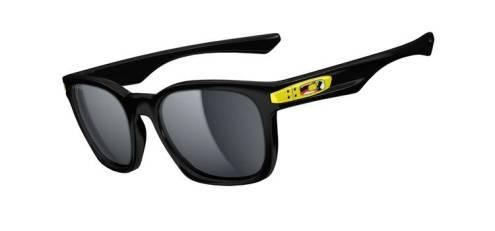 VALENTINO ROSSI SIGNATURE SERIES GARAGE ROCK™ SKU# OO9175-29 Color: Polished Black/Grey