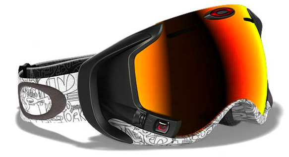 Oakley Airwave Snow