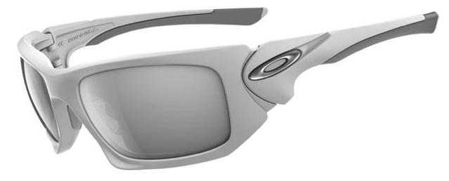 scalpel matte white/black iridium SKU#OO9095-19