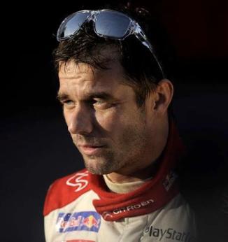 Sebastian Loeb wears Oakley Dispatch
