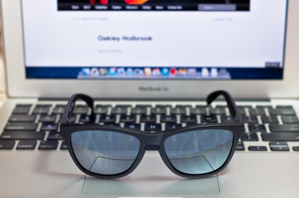 Front View  Rag & Bone x Oakley Frogskins SKU# undefined Colab Limited Edition 1/150  production run.