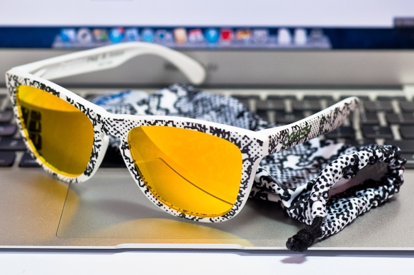 White Colorway SGD$undefined  Rag & Bone x Oakley Frogskins SKU#XX-XXX Colab Frogskins Limited Edition of 1/150  production run and unavailable on Oakley.com