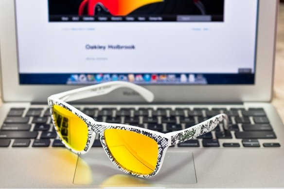 SGD$undefined  Rag & Bone x Oakley Frogskins SKU# undefined Colab Limited Edition 1/150  production run.