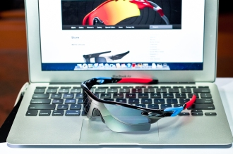 Oakley Tour de France with Black Iridium lens