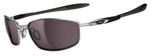$270 OAKLEY BLENDER™ SKU# OO4059-01 Color: Lead/Grey Smoke/Warm Grey