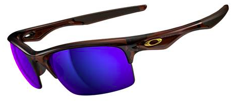 $270 Oakley POLARIZED BOTTLE ROCKET™ ANGLING SPECIFIC SKU# OO9164-06 Color: Polished Rootbeer/Shallow Blue Polarized