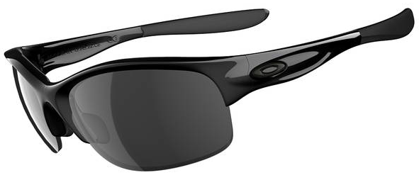 $260 Oakley COMMIT® SQ SKU# 03-781 Color: Polished Black/Black Iridium