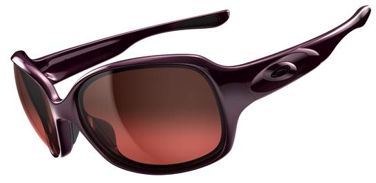 $190 Oakley DRIZZLE™ SKU# OO9159-02 Color: Raspberry Spritzer/G40 Black Gradient