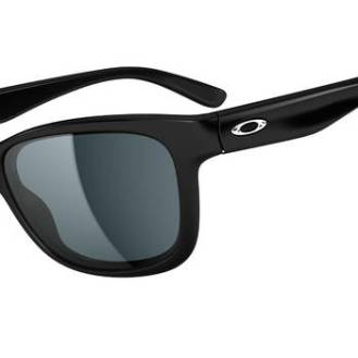 $220 OAKLEY FOREHAND™SKU# OO9179-01 Color: Polished Black/Grey