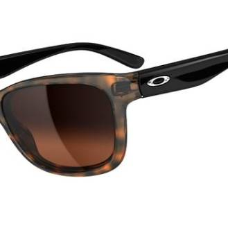 $230 OAKLEY FOREHAND™SKU# OO9179-06 Color: Tortoise/Black/Dark Brown Gradient