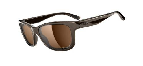 $330 POLARIZED OAKLEY FOREHAND™SKU# OO9179-08 Color: Brown Sugar/Bronze Polarized