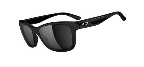 $320 POLARIZED OAKLEY FOREHAND™SKU# OO9179-09 Color: Polished Black/OO Grey Polarized