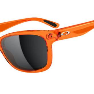 $240 OAKLEY FOREHAND™SKU# OO9179-14 Color: Neon Orange/Black Iridium