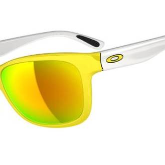 $240 OAKLEY FOREHAND™SKU# OO9179-16 Color: Sunflower/Fire Iridium