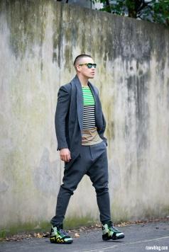 Jesse Maricic_Raww blog_Micah Gianneli_Saxony editorial_Opening