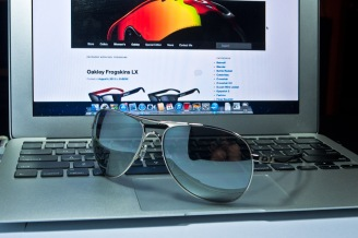 Oakley Plaintiff Front View
