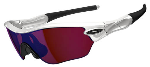 $290 RADAR® EDGE™ SKU# OO9184-07 Color: Polished White/G30 Iridium