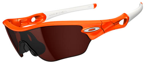 $290 RADAR® EDGE™ SKU# OO9184-08 Color: Orange Flare/VR28 Black Iridium