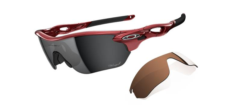Ask for Price POLARIZED RADARLOCK™ EDGE SKU# OO9183-08 Color: Groupie/OO Grey Polarized & VR28 Black Iridium
