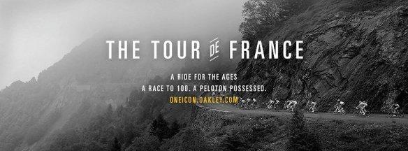 Oakley Tour de France advert 2013