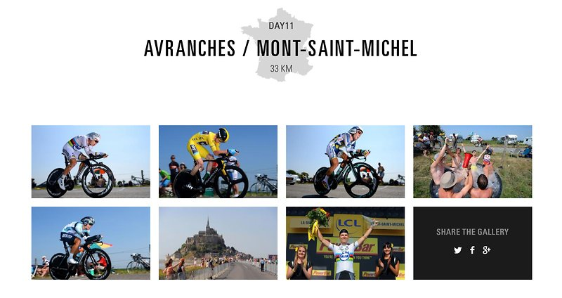 Oakley Tour de France 2013 advert