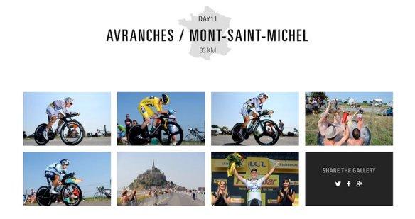 Oakley Tour de France 2013 advert