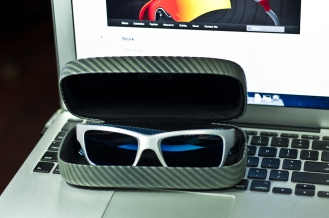 Oakley Jupiter Factory Lite in a square O case