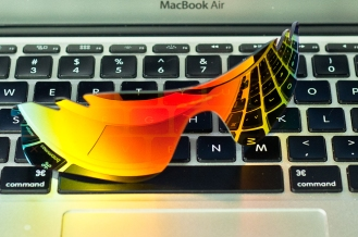 RADARLOCK™ PATH™ REPLACEMENT LENSES SKU# 43-544 Color: Fire Polarized Vented