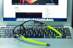 CROSSLINK™ SKU# OX8027-0253 Color: Grey Smoke/Retina Burn