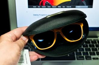 SGD$45 Oakley Soft Vault Medium fits Frogskins