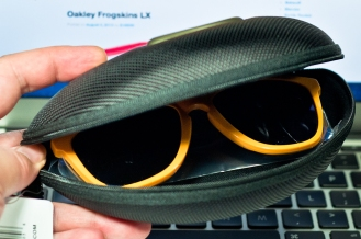 Oakley Soft Vault Medium fits Frogskins