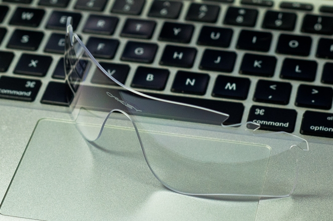 SGD$115 RADARLOCK™ PATH™ REPLACEMENT LENSES SKU# 43-534 Color: Clear Vented