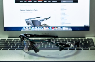Oakley RadarLock Mark Cavendish with Clear Vented Lens RADARLOCK™ PATH™ REPLACEMENT LENSES SKU# 43-534 Color: Clear Vented