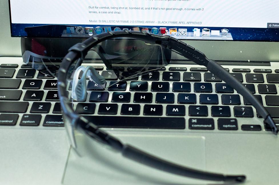 afea150468 Si Ballistic M Frame 2.0 Strike Array - Black Frame Apel Approved. Images Oakley  M Frame Ballistic 2.0 Lens