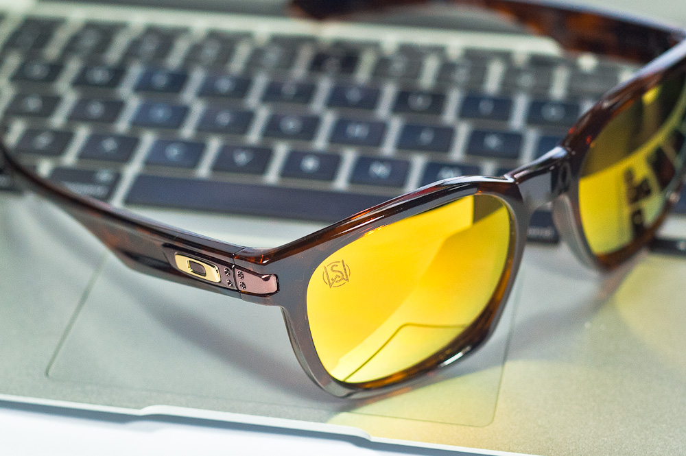 oakley garage rock polarized lenses