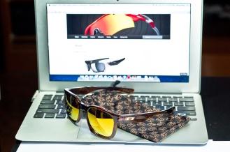 SHAUN WHITE SIGNATURE SERIES POLARIZED GARAGE ROCK™ SKU# OO9175-19 Color: Brown Tortoise/24K Polarized