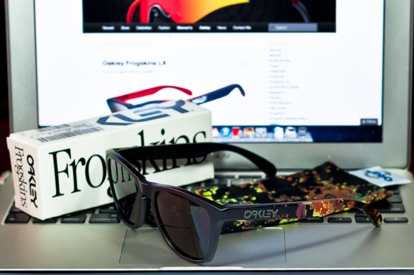 Oakley Frogskins Limited Edition Alpha Decay « Heritage Malta 49c28d2cc2