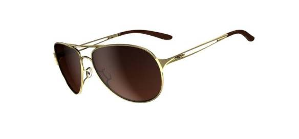 SGD$250 OAKLEY CAVEAT™ SKU# OO4054-07 Color: Polished Gold/Dark Brown Gradient Singapore